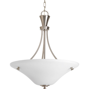 Cantata Collection Three-Light Inverted Pendant