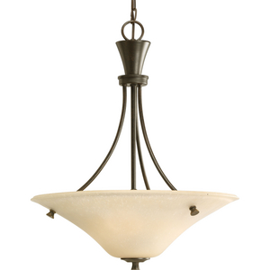 Cantata Collection Three-Light Foyer Pendant