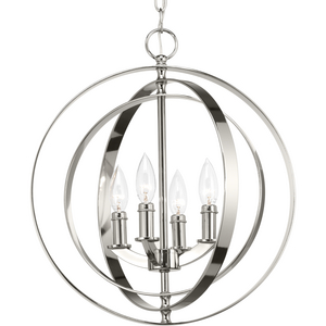 Equinox Collection Four-Light Pendant
