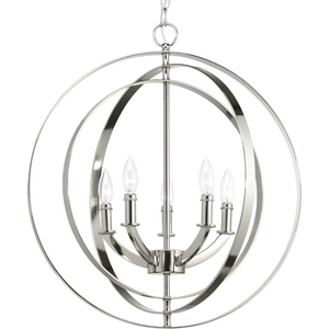 Equinox Collection Five-Light Pendant