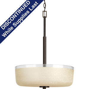 Alexa Collection Three-Light Foyer Pendant