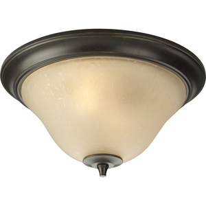 "Cantata Collection Two-Light 15"" Close-to-Ceiling"