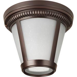 """Westport LED Collection One-Light 9"""" LED Flush Mount"""