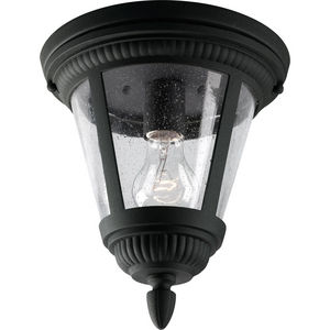 "Westport LED Collection One-Light 9-1/8"" Flush Mount"