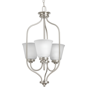 Keats Collection Three-Light Foyer Chandelier