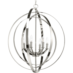 Equinox Collection Six-Light Pendant