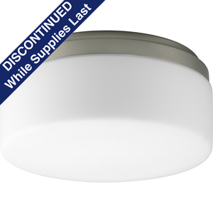 "Maier Collection One-Light 9"" CFL Close-to-Ceiling"