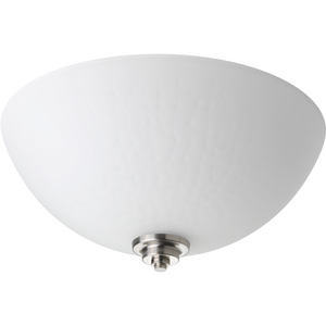 "Legend Collection Two-Light 14"" Flush Mount"