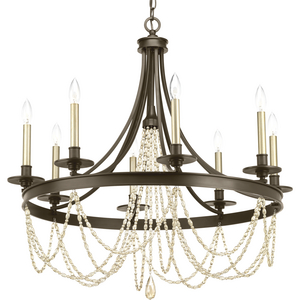 Allaire Collection Eight-Light Chandelier