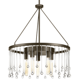Sway Collection Five-Light Chandelier