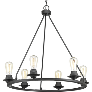 Debut Collection Six-Light Chandelier