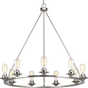Debut Collection Nine-Light Chandelier