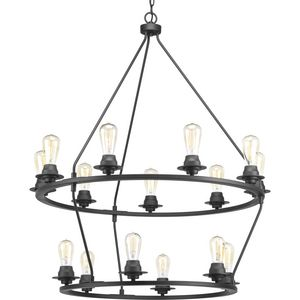 Debut Collection Fifteen-Light Chandelier