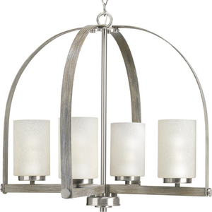 Aspen Creek Collection Four-Light Chandelier