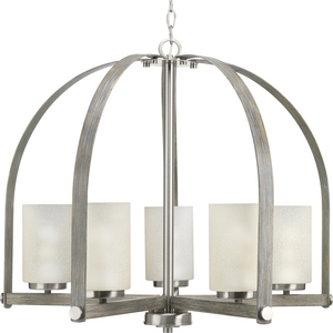 Aspen Creek Collection Five-Light Chandelier