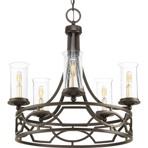 Soiree Collection Five-Light Chandelier