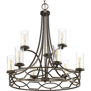 Soiree Collection Nine-Light Chandelier