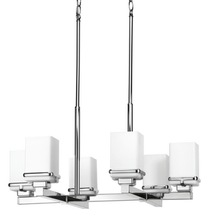 Metric Collection Six-Light Chandelier