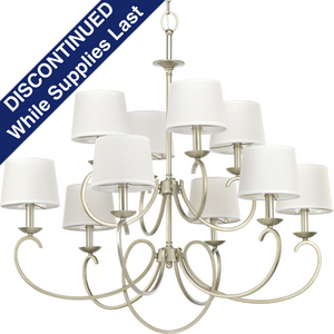 Savor Collection Ten-Light Chandelier