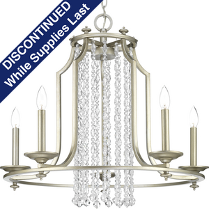 Desiree Collection Five-Light Chandelier
