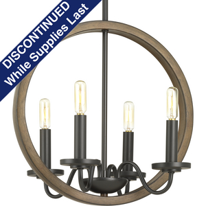 Fontayne Collection Four-Light Chandelier