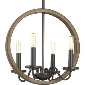 Fontayne Four-Light Chandelier