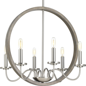 Fontayne Collection Six-Light Chandelier