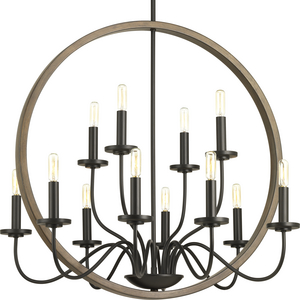 Fontayne Collection Twelve-Light Chandelier