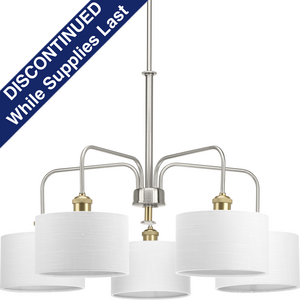 Cordin Collection Five-Light Chandelier