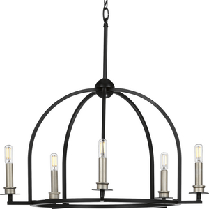 Seneca Collection Five-Light Chandelier