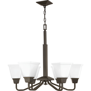 Clifton Heights Collection Six-Light Chandelier