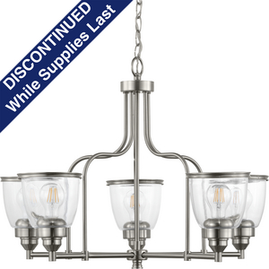 Saluda Collection Five-Light Chandelier