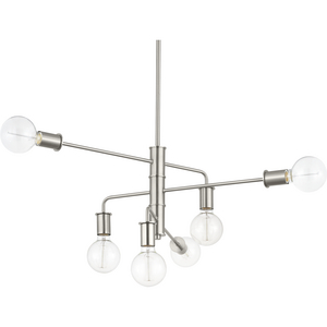 Calder Collection Six-Light Chandelier