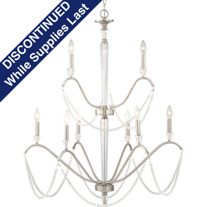 Stratham Collection Nine-Light Chandelier