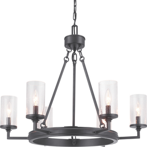 Gresham Collection Six-Light Chandelier
