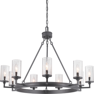 Gresham Collection Nine-Light Chandelier