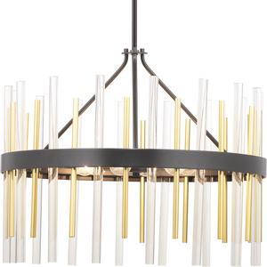 Orrizo Collection Six-Light Chandelier