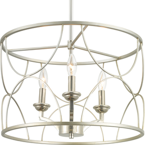 Landree Collection Three-Light Chandelier