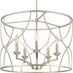 Landree Collection Five-Light Chandelier