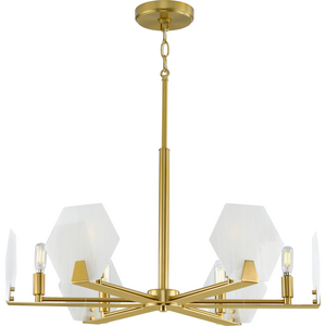 Rae Collection Six-Light Chandelier