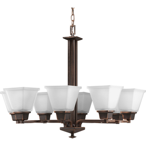 North Park Collection Eight-Light Chandelier