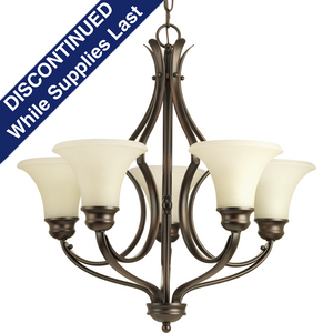Applause Collection Five-Light Chandelier