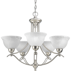 Avalon Collection Five-Light Chandelier
