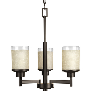 Alexa Collection Three-Light Chandelier
