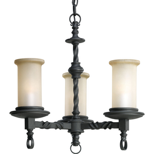 Santiago Collection Three-Light Chandelier