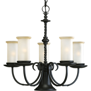Santiago Collection Five-Light Chandelier