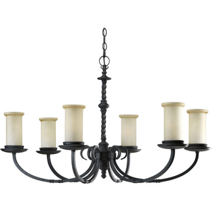 Santiago Collection Six-Light Chandelier