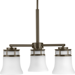 Cascadia Collection Three-Light Chandelier