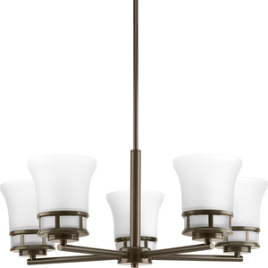 Cascadia Collection Five-Light Chandelier