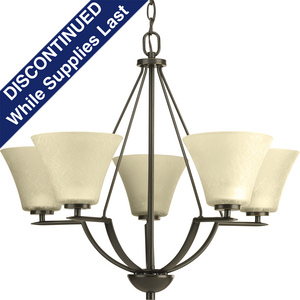 Bravo Collection Five-Light Chandelier